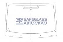 Лобовое стекло Peugeot Partner (08 - ...)