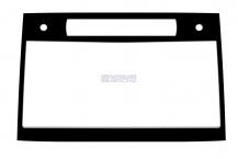 Лобовое стекло с местом под информационное табло и габаритные огни Заз A10C30 (10 - ...)