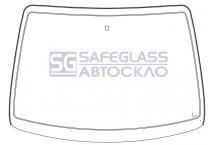 Лобовое стекло Renault Megane Scenic (96 - 03)