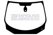 Лобовое стекло Renault Scenic 3 (09 - ...)