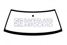 Лобовое стекло Subaru Forester (97 - 02)