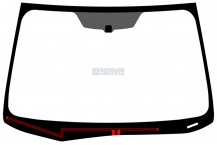Лобовое стекло Subaru Forester (12 - ...)