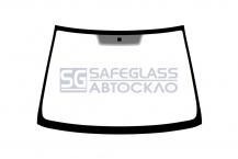 Лобовое стекло Toyota Corolla (02 - 06)
