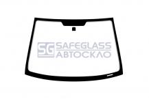 Лобовое стекло Toyota Yaris (99 - 05)