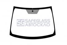 Лобовое стекло Toyota Auris 5D (07 - 12)