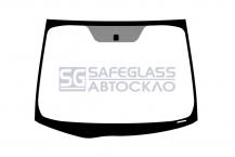 Лобовое стекло Toyota Prius (09 - ...)