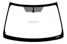 Лобовое стекло Toyota Camry (12 - ...)