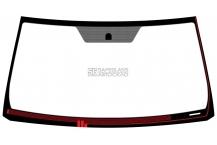 Лобовое стекло Toyota Landcruiser Prado 150 (09 - ...)