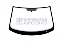 Лобовое стекло Volkswagen Jetta (05 - 11)