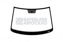 Лобовое стекло (седан) Volkswagen Polo (09 - ...)