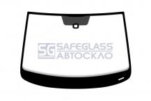 Лобовое стекло Volkswagen Touareg (02 - 10)