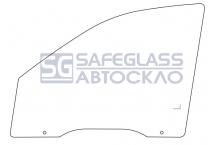 Боковое (передний салон) Hyundai Santa Fe (01 - 06)