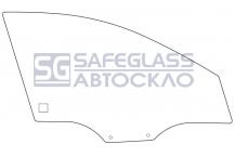 Переднее левое Chevrolet Lacetti (03 - 09)