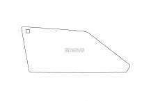 Боковое (задний салон) неопускное ВАЗ 2108 (86 - 91)